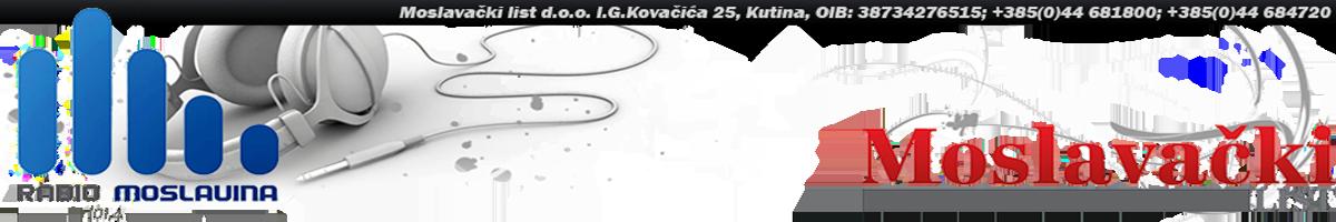 Radio Moslavina – Moslavački list